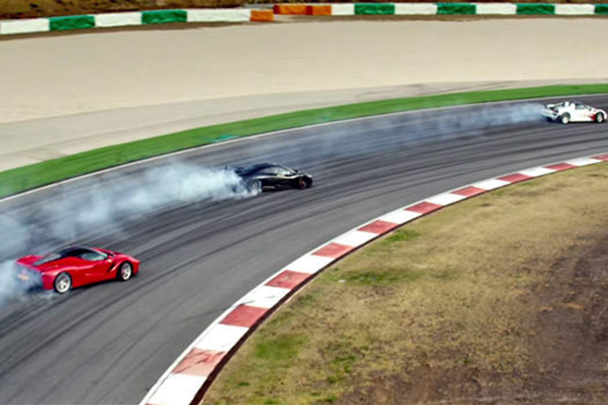 Jeremy Clarkson's The Grand Tour features 'most expensive TV opening scene ever' costing £2.5million