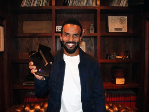 Craig David just scored his first number one album in 16 years
