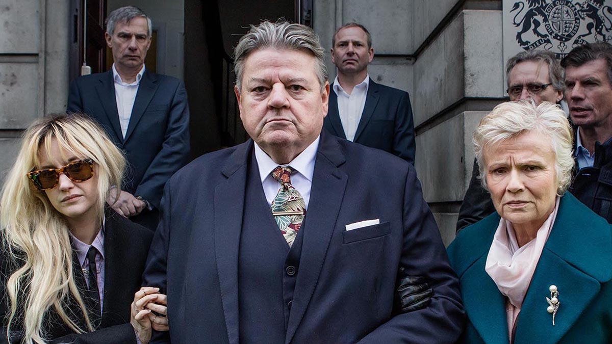Is Robbie Coltrane's character in C4's National Treasure guilty, or an innocent victim? We investigate…