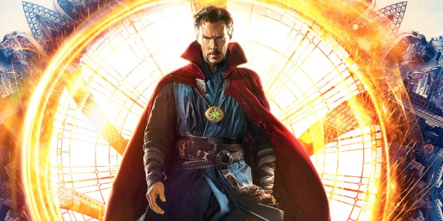 Benedict Cumberbatch is Doctor Strange (Picture: Marvel)