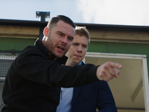 Emmerdale spoilers: Danny Miller talks Robron fans and a Robert Sugden and Aaron Dingle happy ending