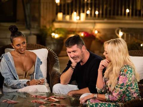 The X Factor: What happened with the Girls at Simon Cowell's Judges' Houses?