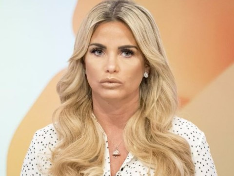 Katie Price sparks rumours her marriage is on the rocks – by wearing rocks given to her by ex-husband Alex Reid