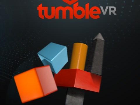 Tumble VR review – Jenga reality