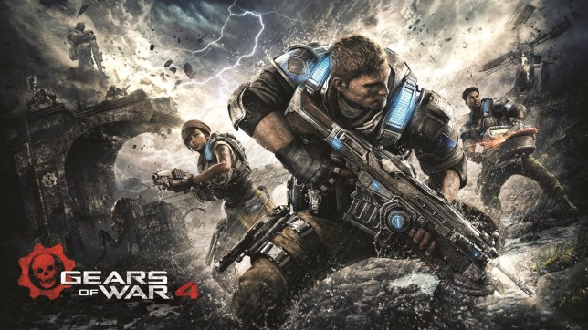 Gears Of War 4 - one of the Xbox One's best