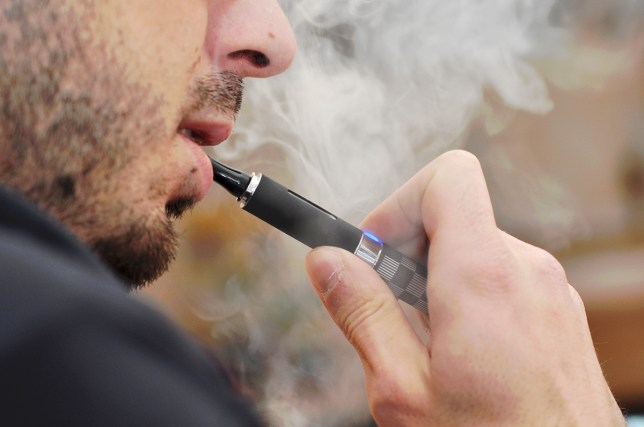ABMU Health Board are warning of the dangers of electronic cigarettes after treating a string of smokers injured by exploding devices.