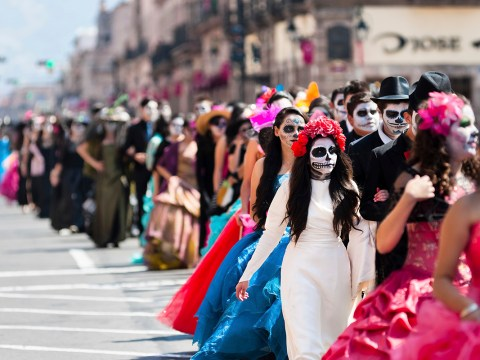Today is the start of Mexican Day of the Dead festival – what Mexico's Dia de los Muertos is all about