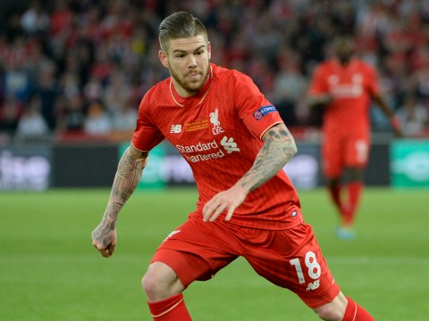 Liverpool defender Alberto Moreno onto his third haircut in as many months