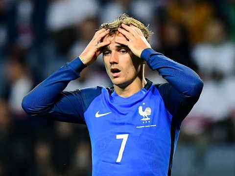 Antoine Griezmann told he's NOT world class by Franck Ribery