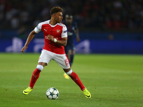 Alex Oxlade-Chamberlain responds to Arsene Wenger claim that he doesn't believe in himself