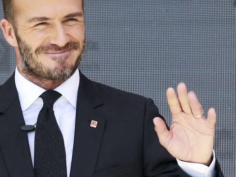 David Beckham linked with surprise Real Madrid return as club's ambassador