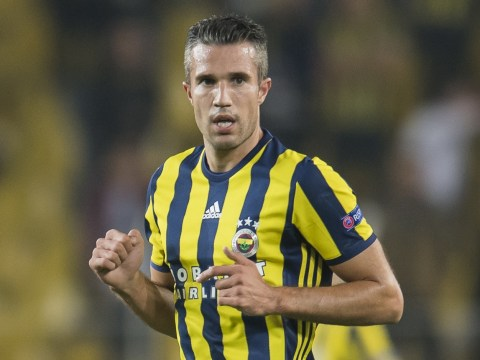Robin van Persie set to be sold for a £7 million PROFIT by Fenerbahce