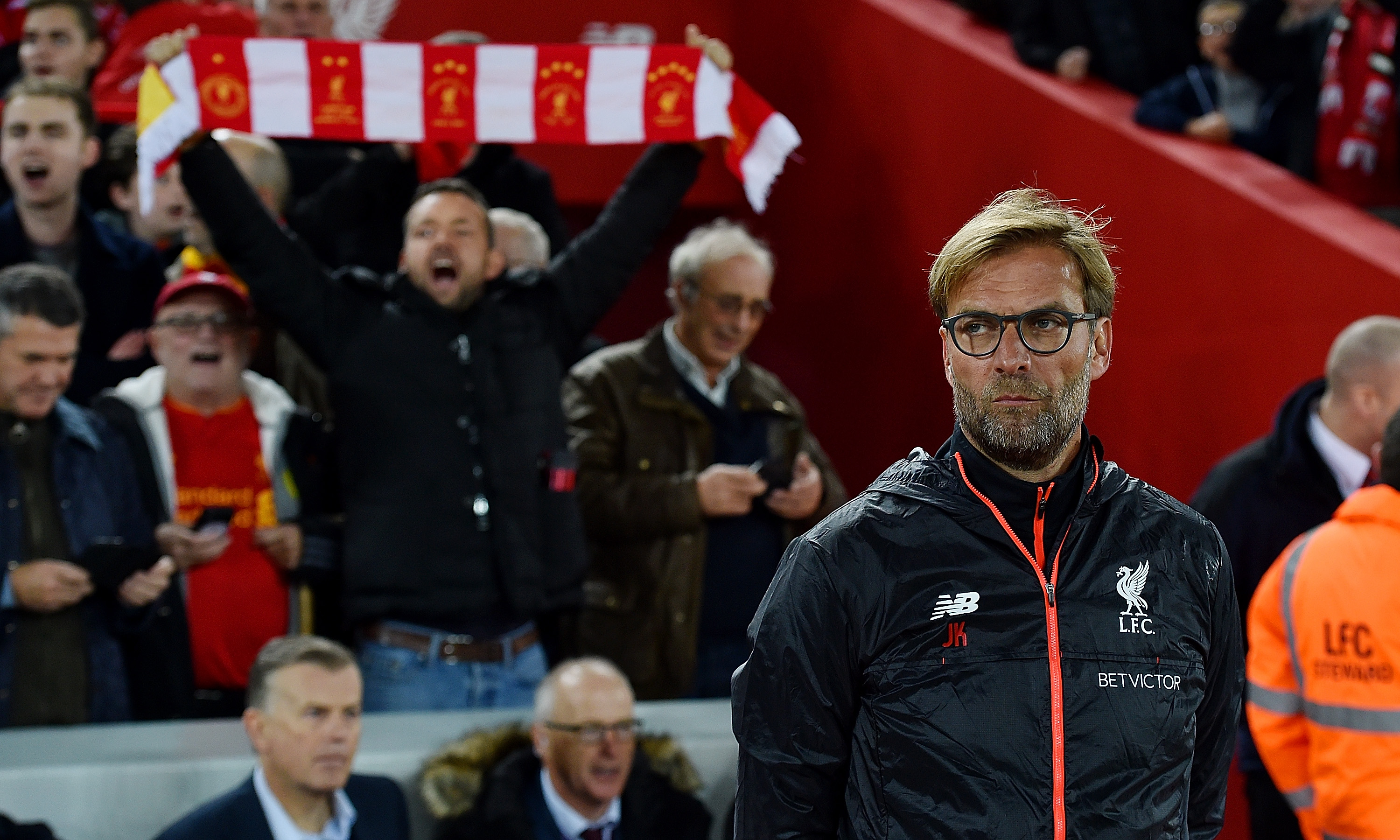 Manchester United's long-ball game will prepare us for West Brom claims Liverpool boss Jurgen Klopp
