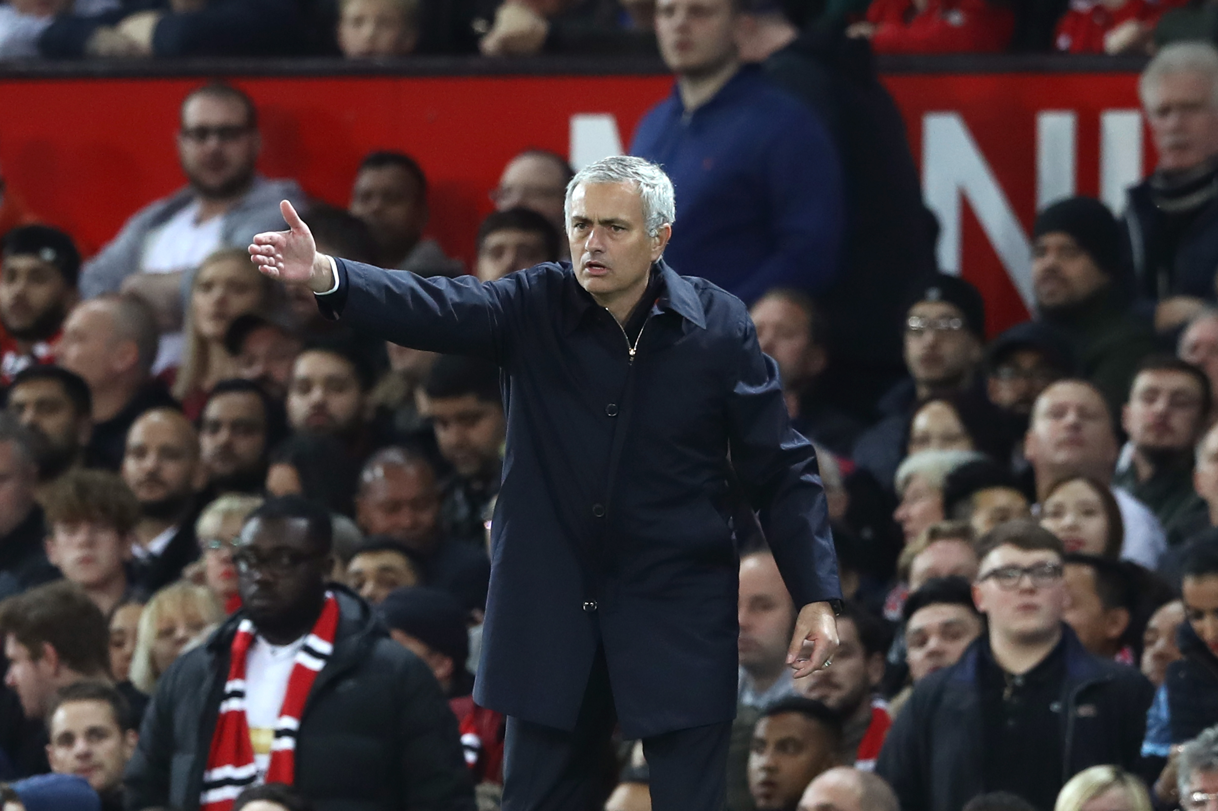 Manchester United is the toughest challenge of my career, claims Jose Mourinho