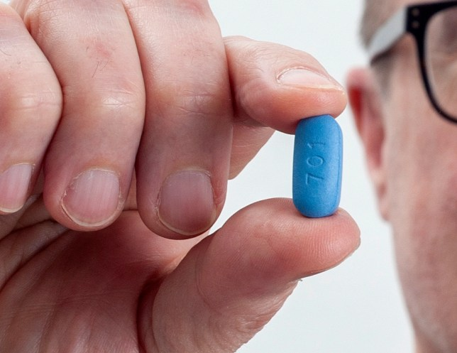 PrEP Pre-Exposure Prophylaxis HIV Prevention Pill, Portrait Picture: Getty Images