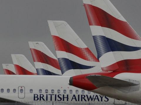 British Airways cabin crew vote to strike over Christmas