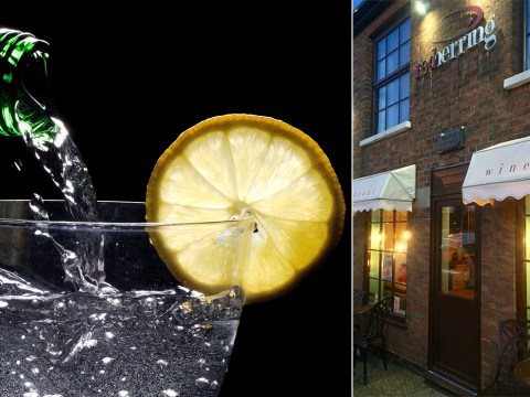 This restaurant is recruiting for a 'gin butler' so it might be time for a career change