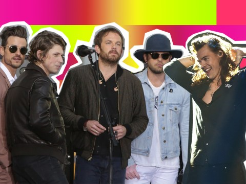 Kings Of Leon's Caleb Followill says Harry Styles and drummer Nathan have a 'strange relationship'