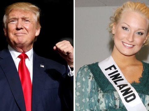 Former Miss Finland becomes 12th woman to accuse Donald Trump of sexual assault