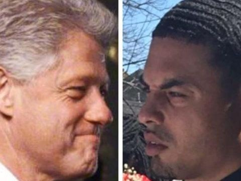 The man who reckons he's Bill Clinton's son