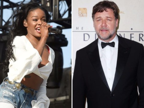 Police find no footage of 'fight' between Azealia Banks and Russell Crowe