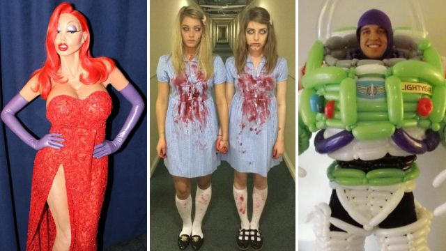 13 of the most epic Halloween costumes of all time