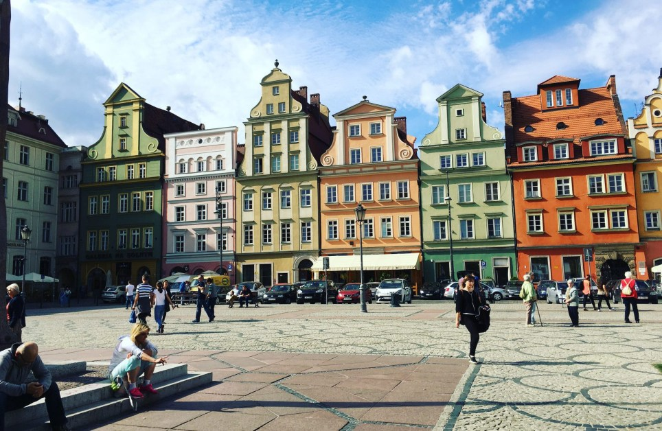 why you should make wroclaw your next weekend break