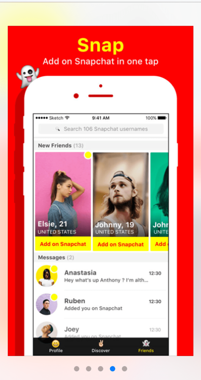 Parents warned about dating app Yellow 'used by teens to