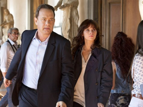 Felicity Jones and Ron Howard try to answer the central question of Dan Brown's Inferno