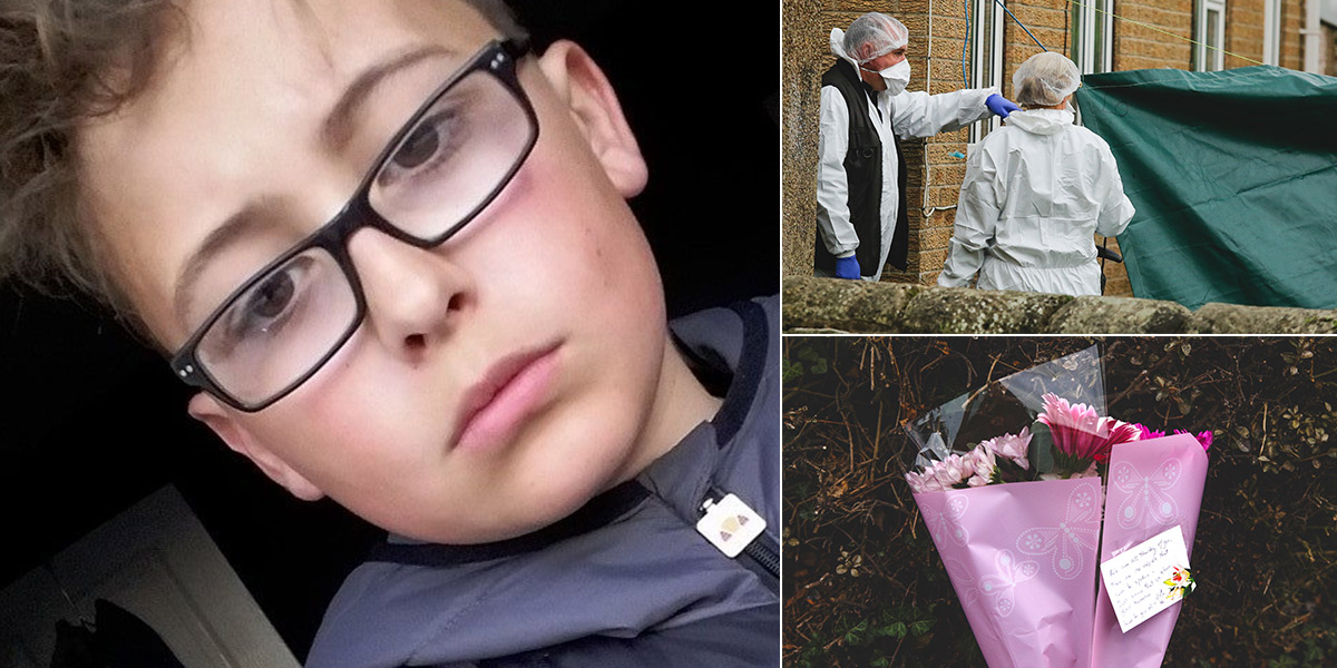 First pictures of boy, 13, who died in shed fire at his home in Doncaster