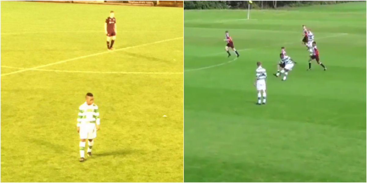 Video: Why Celtic have handed 13-year-old Karamoko Dembele his Under-20 debut