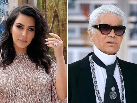 Karl Lagerfeld blasts Kim Kardashian for flaunting her wealth in lead up to her horror robbery