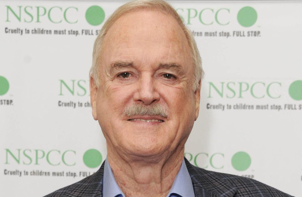 John Cleese's tribute to his Fawlty Towers co-star Andrew Sachs will make you cry