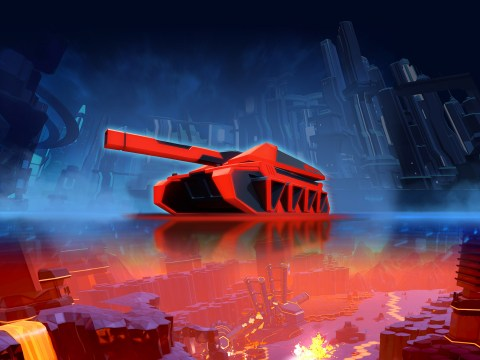 Battlezone review – from wireframe graphics to PlayStation VR