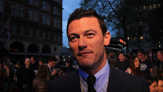 WATCH: Luke Evans talks up 'truly wonderful' live action remake of Beauty And The Beast
