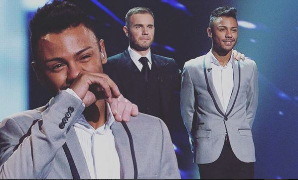 Marcus Collins has thrown the show's authenticity into question (Picture: Instagram/ITV)