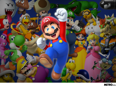 We bet you can't name all of the Super Mario characters in our tough quiz