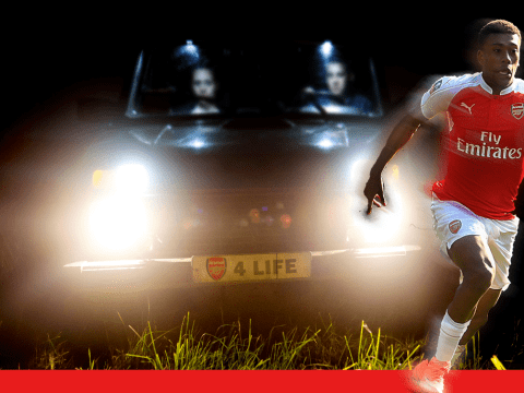 Alex Iwobi recalls 'scary' time Arsenal fan followed him in a car for 15 minutes