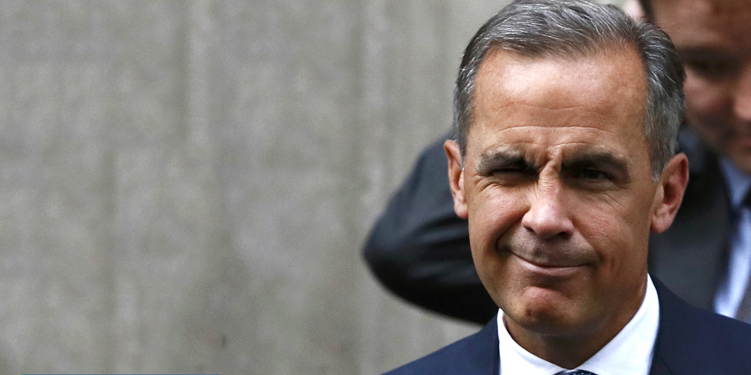 Mark Carney will remain in his job as Bank of England governor until 2019