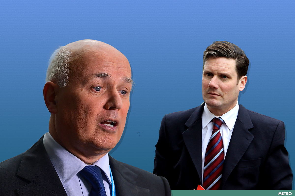 Iain Duncan Smith forced to apologise for 'second rate lawyer' comment