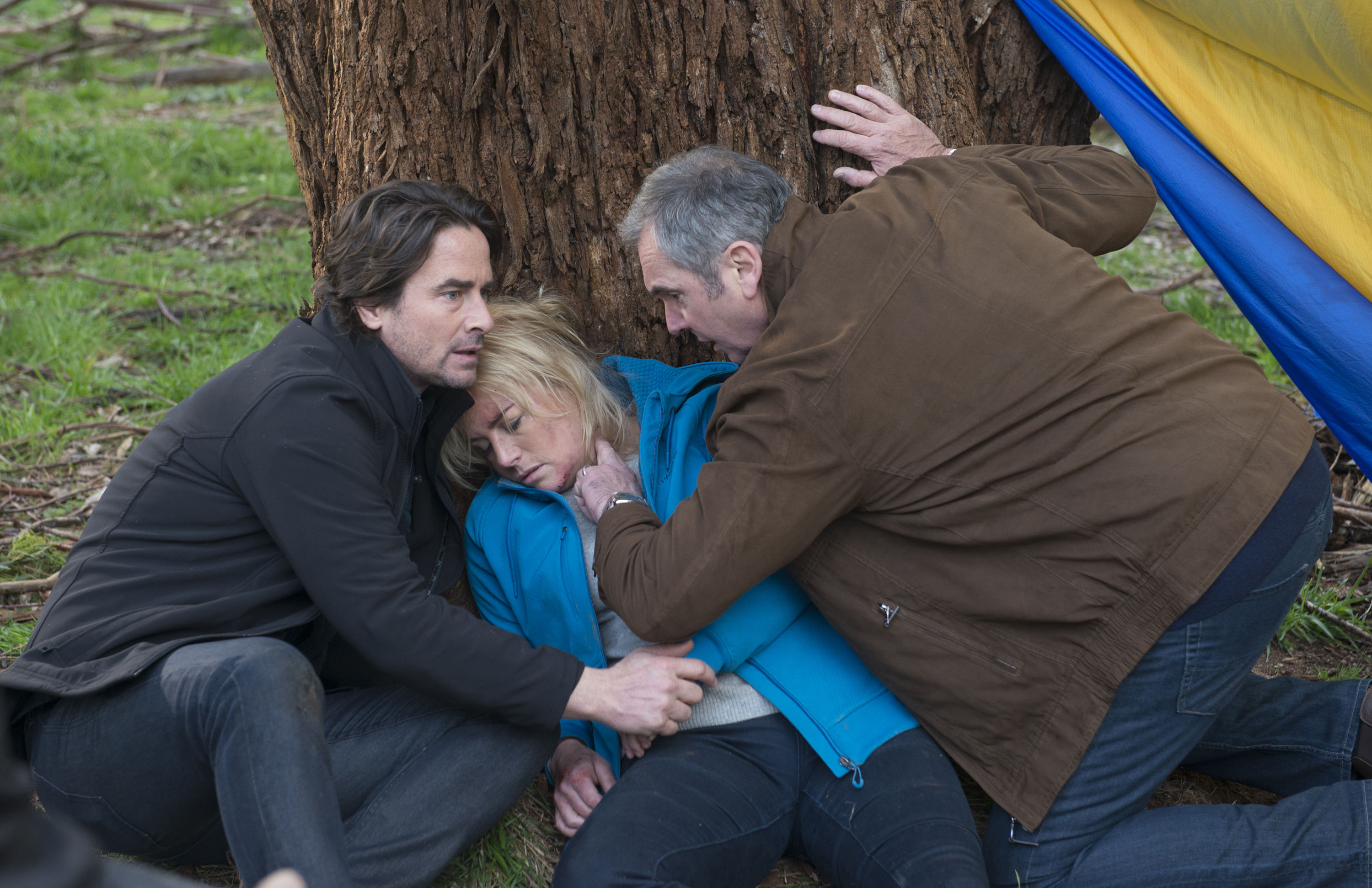Neighbours spoilers: Could the balloon crash lead Karl Kennedy to lose his job as a doctor?