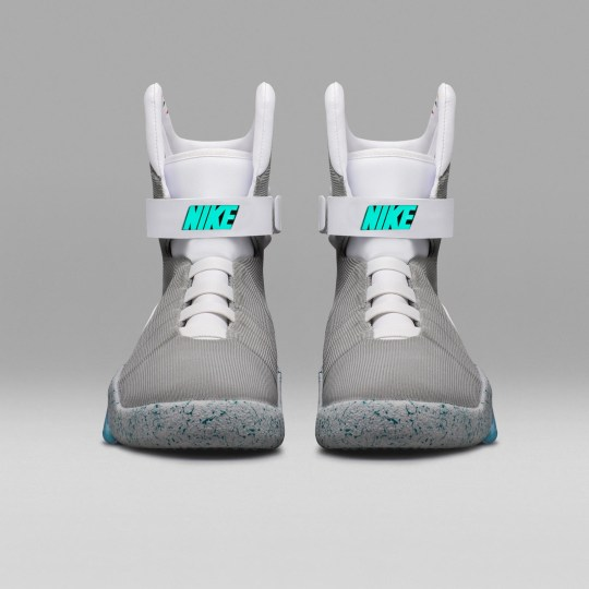 f6eccf08de1 you can win Marty McFly s Nikes from Back To The Future - here s how