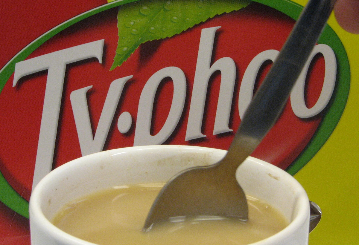 A cup of tea being stirred in London Thursday October 13, 2005 after one of India's largest tea producers acquired the Typhoo brand in a deal worth £80 million. Apeejay Surrendra Group said it planned to increase investment in Typhoo after agreeing to buy the business from Branston Pickle maker Premier Foods. Calcutta-based Apeejay has a plantation area of 30,000 acres supplying many of the world's major tea brands, including Typhoo. See PA story CITY Typhoo. PRESS ASSOCIATION Photo. Photo credit should read: Martin Keene / PA.