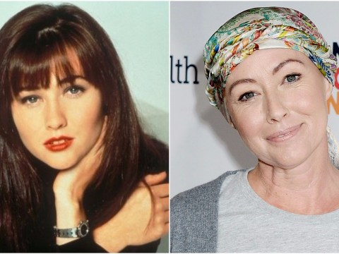 Shannen Doherty admits she feels like she 'isn't going to make it' at low points during cancer battle