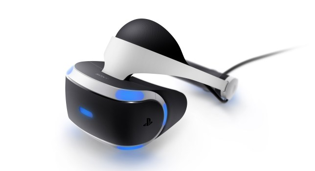 PlayStation VR - it's out today and so are its games