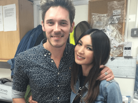 Sam Palladio from Channel 4's Humans is your new telly dreamboat