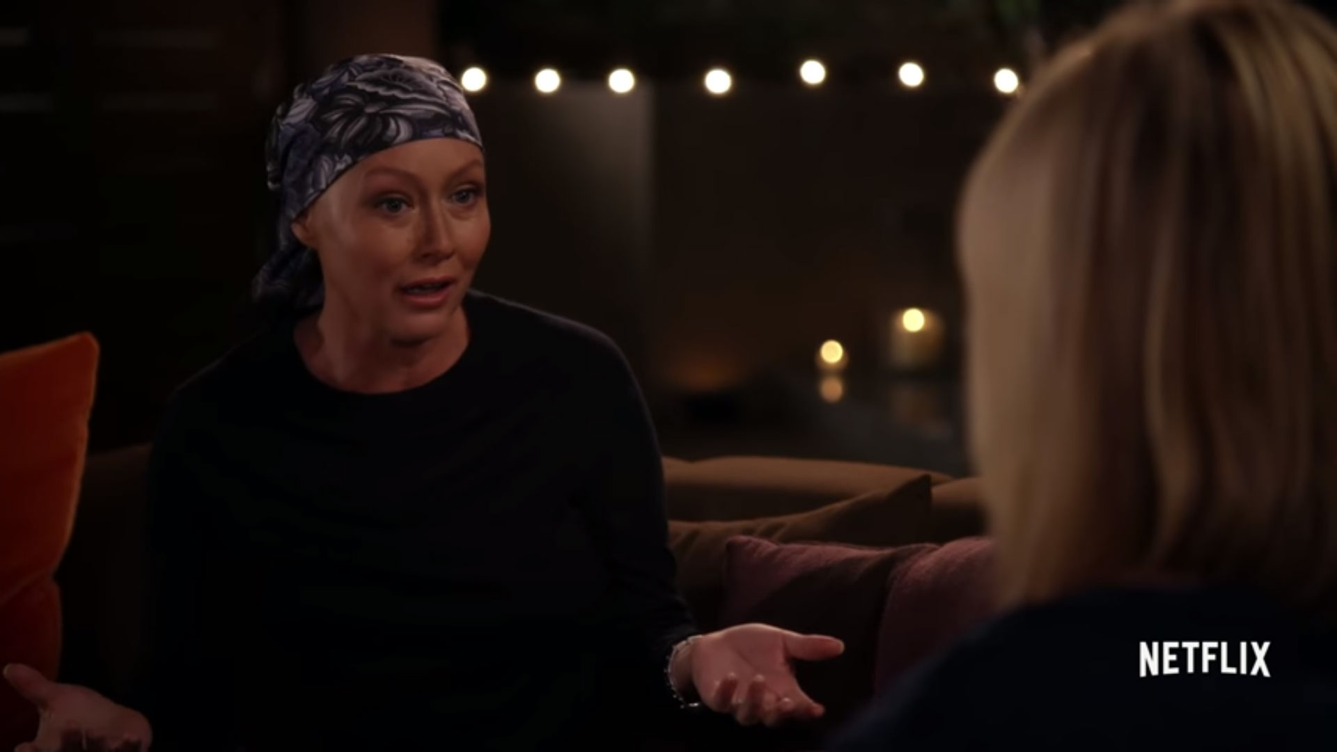 Shannen Doherty leaves Chelsea Handler in tears after discussing her cancer struggle