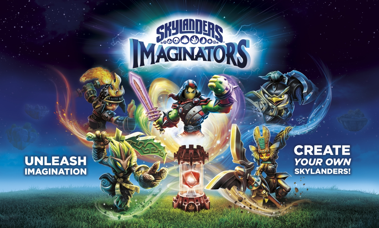 Skylanders Imaginators review – toying with your money