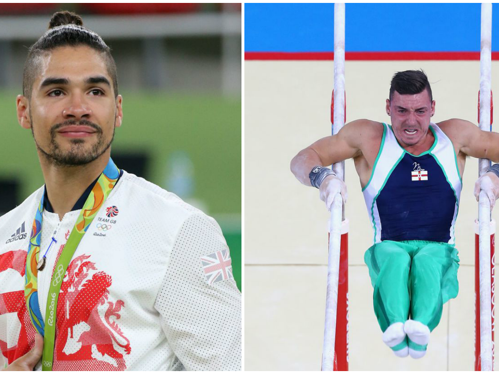 Olympian Louis Smith on film 'mocking Muslims'