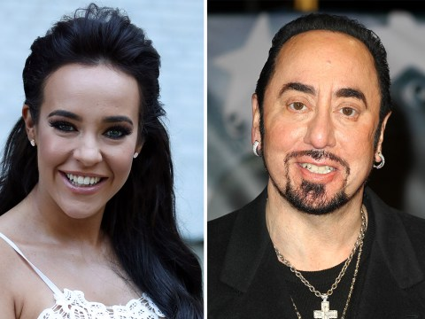 Stephanie Davis claims David Gest visited her in her sleep to show off his 'badly dyed hair'